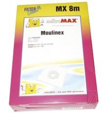 Bolsa aspirador sintética Moulinex MO142-MW