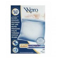 Bolsa aspirador sintética + filtro Nilfisk AL20-MW