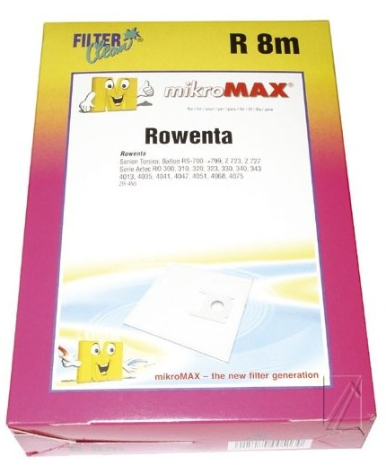 Bolsa aspirador Rowenta, Moulinex RO193-MW