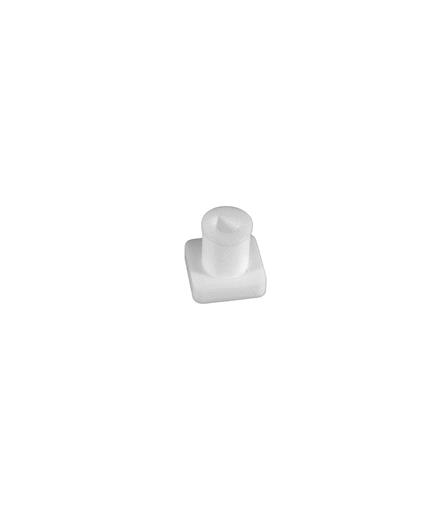 Eje arrastre plato microondas  H : 20 mm.