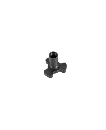 Eje arrastre plato microondas H : 30,5 mm.