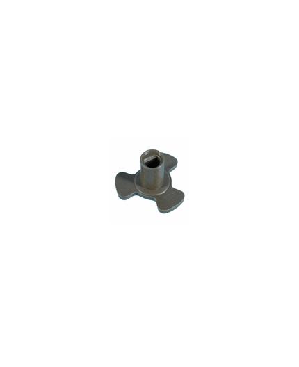 Eje arrastre plato microondas h:21 mm