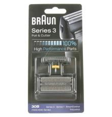 Cabezal maquina de afeitar Braun (Combi Pack 30B)