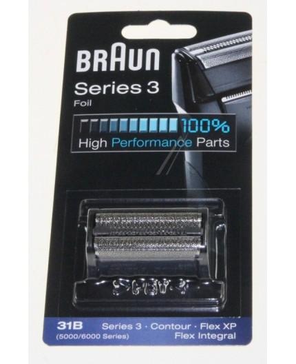 Cabezal maquina de afeitar Braun 31B  81387937