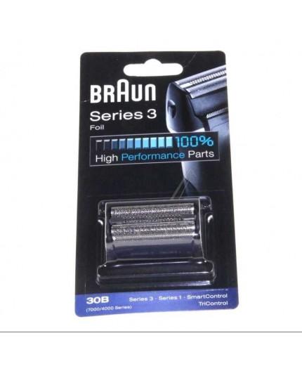 Cabezal +láminas Afeitadora Braun, Activator (Combi Pack 51S).