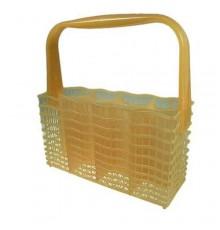 Cesto cubiertos lavavajillas Aeg, Electrolux, Zanussi (amarillo)  1524746508