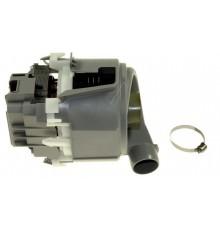 Motor lavavajillas Bosch, Siemens con resistencia incorporada  651956