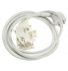 Cable de alimentación lavavajillas sin condensador Balay, Bosch 498261-00483581