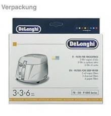 Filtros freidora Delonghi 5525102200