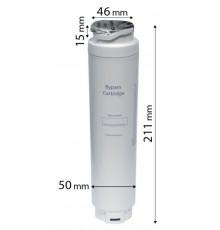 Filtro agua frigorífico Bosch, Siemens 00740572