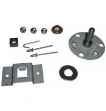 Eje cesto secadora Indesit, Ariston. Kit reparación  C00095655