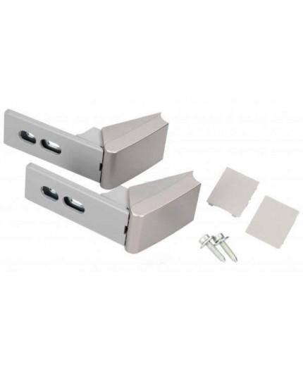 Conjunto soportes tirador frigorífico Liebherr  959017800