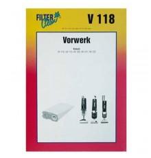 Bolsa aspirador papel Vorwerk  (5 uds.)     000082-K