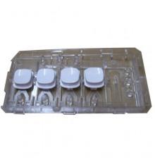 Teclado botonera lavadora Beko  2867700400