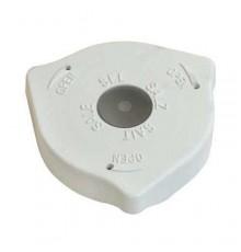 Tapón depósito sal lavavajillas Indesit, Ariston  C00041088