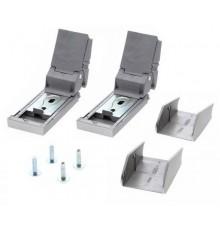 Conjunto soportes tirador frigorífico Liebherr 959019000