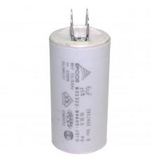 Condensador lavadora permanente 6 MF / 450V