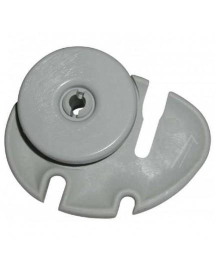 Kit rueda derecha de cesto lavavajillas Aeg 50269765009