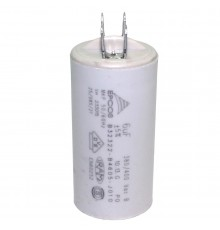 Condensador lavadora permanente 2 MF / 450V