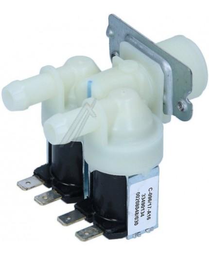 Electroválvula lavadora standard 2 vías 180º