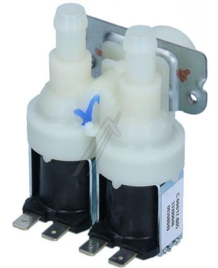 Electroválvula lavadora standard 2 vías 90º 284938