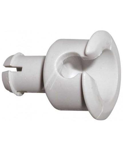Eje rueda superior cesto lavavajillas Balay, Bosch, Lynx, Siemens  150943