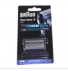Lámina de Recambio 30B afeitadoras Braun SmartControl