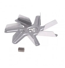 Aspa motor ventilador hornos Balay, Bosch 00650472