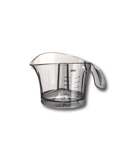 Recipiente zumo exprimidor Braun (1000 ml.)