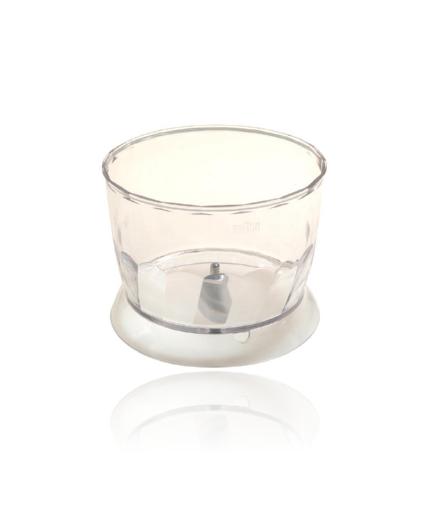 Recipiente picadora Braun Multiquick 5, Minipimer 7 (500ml)