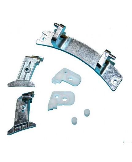 Bisagra puerta lavadora Candy, Otsein, Lg 49001262
