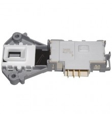 Cierre eléctrico, blocapuertas lavadora Daewoo, LG  6601ER1005A