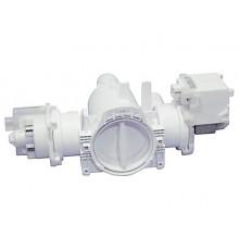 Bomba desagüe lavadora Fagor, Edesa, con doble recirculación  L71B001F4