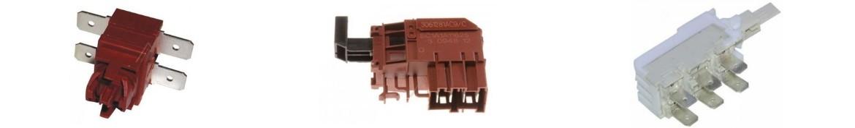 Interruptor y teclado para lavadoras - Recambios Lavadora