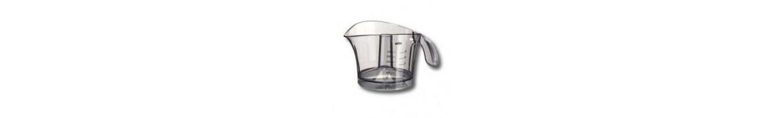Vasos y recipientes para exprimidor y licuadora
